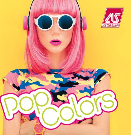 Pop Colours